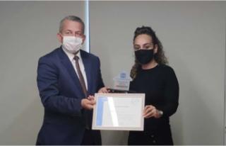 Albank Personelinden SOS Çocukköyü Derneği'ne...
