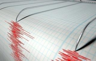 Çin'de 6,1 büyüklüğünde deprem