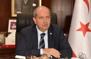 """Cumhurbaşkanı Ersin Tatar: """"EOKA ile birlikte..."""