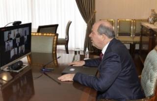 "Cumhurbaşkanı Ersin Tatar: ""Esas hedef, milli..."