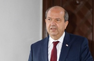 Cumhurbaşkanı Ersin Tatar'dan '14 Mart Tıp...