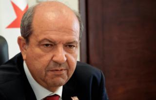 Cumhurbaşkanı Ersin Tatar'dan Süleyman Soylu'ya...