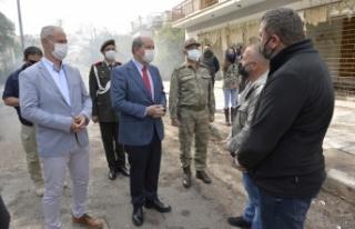 Cumhurbaşkanı Tatar 'Bir Zamanlar Kıbrıs'...