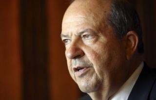 Cumhurbaşkanı Tatar: Çanakkale geçilmez, KKTC'den...