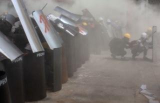 Darbe karşıtı protestolarda ölenlerin sayısı...