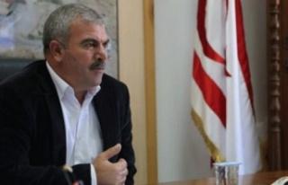 Dipkarpaz Belediye Başkanı Suphi CoşkunÇanakkale...