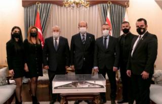 """Ersin Tatar: """"Güzelyurt'u görüşme masasında..."""