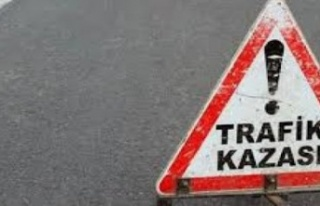 Girne'de feci kaza, ters şeride girdi