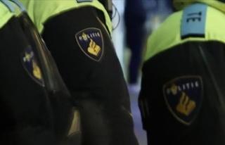 Hollanda polisinden ırkçı mesaj: Bir Türk daha...