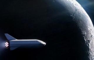 İlk uzay turisti duyurdu: Ay'a gidecek 8 gönüllü...