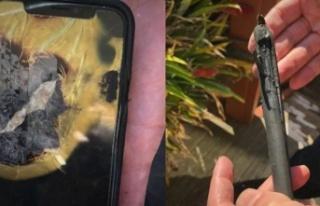 iPhone X Cebinde Patlayan Adam Apple'a Dava Açtı