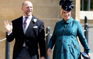 Kraliçe'nin torunu Zara Tindall üçüncü bebeğini...