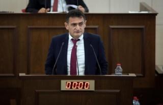 """Maliye Bakanı Dursun Oğuz: """"Ülke şartları ne..."""