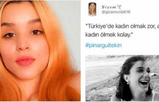 Öldürülen Gizem'den 'Türkiye'de...