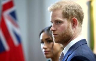 Prens Harry, Kraliyet'ten ayrılma sürecinin...