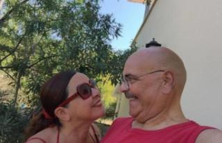 Rasim Öztekin'in eşi Esra Kazancıbaşı'nın...