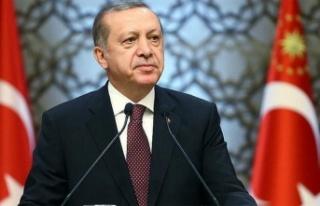 """Recep Tayyip Erdoğan: """"Yunan halkıyla Mısır..."""