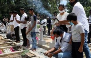 Sri Lanka'da koronavirüs nedeniyle ölen Müslüman...