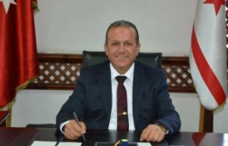 """Turizm ve Çevre Bakanı Fikri Ataoğlu: """"Yaban..."""