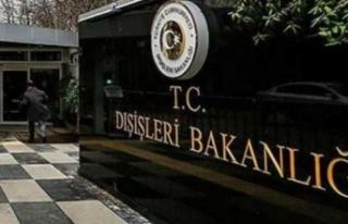 Türkiye Dışişleri Bakanlığı, Limasol'daki...