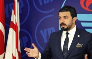 "YDP Milletvekili Bertan Zaroğlu: ""Ben 'biz'..."