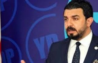 """Zaroğlu: """"Kurultay, YDP'nin yeniden ayağa..."""