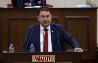 "Başbakan Hamza Saner: ""Maliye Bakanı HP konusunu..."