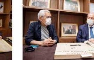 """Cumhurbaşkanı Ersin Tatar: """"Dr. Fazıl Küçük..."""