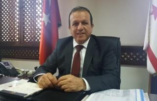 """Fikri Ataoğlu: """"İç turizm de önemli, vatandaşlarımızın..."""