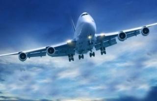 Güney Kıbrıs'a Nisan ayında30 uçak 800...