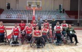 KKTC Engelliler Basketbol takımı ligden çekildi