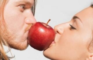 Mükemmel cinsel ilişki'nin sırrı ondaymış