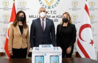 """Olgun Amcaoğlu: """"2021-2022 akademik takviminde..."""