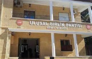 """UBP PM, """"Genel Sekreterlik"""" Seçimi Gündemiyle..."""