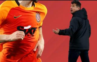 Alo ben Emre abin... Galatasaraylı yıldızı resmen...