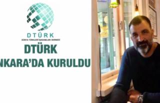 Dünya Türkleri İş Adamları Derneği KKTC Temsilcisi...