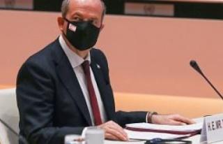 "Ersin Tatar: ""Anastasiadis küstah görmek istiyorsa..."