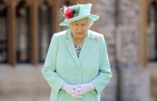 Kraliçe Elizabeth'in evine giren iki yabancı...