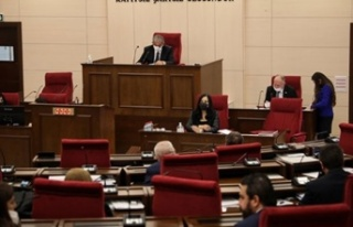 Meclis toplantısı 1 buçuk saat sürdü: Meclis...