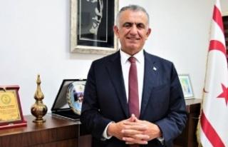 Tarım Bakanı Nazım Çavuşoğlu, Ankara'da temaslarda...