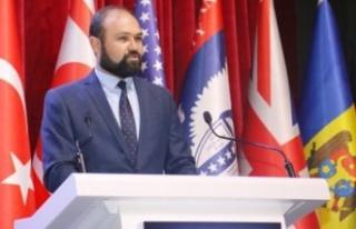 "Yrd. Doç. Dr. Muharrem Özdemir: ""Basının özgür..."
