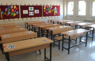 Alsancak'ta yapılması hedeflenen okul için çalışmalar...