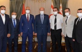"""Ersin Tatar: """"Konjonktür, yıllar içerisinde..."""