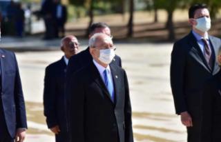 Kemal Kılıçdaroğlu, Dr. Fazıl Küçük ve Rauf...