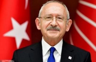 """Kemal Kılıçdaroğlu: """"Kuzey Kıbrıs'ın bir..."""