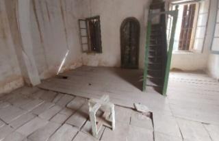 46 yıldır kapalı olan, 200 yıllık Maraş Bilal...