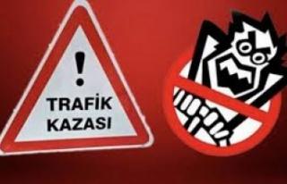 Aydınköy'de trafik kazası: 1 yaralı