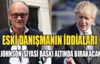 """""""Boris Johnson '80 yaşın üzerindekiler..."""