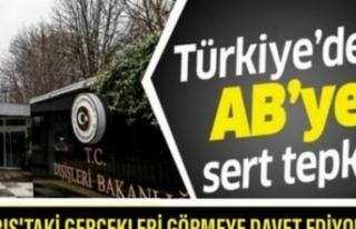 İngiltere, Erdoğan'ın Maraş açıklaması...