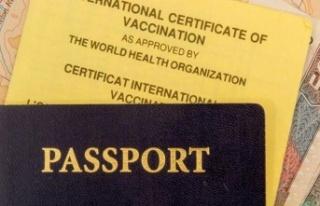 Japonya tam aşılanmış kişilere 'aşı pasaportu'...
